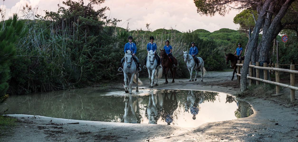 foto escursioni a cavallo. cavallonatura, grosseto, toscana, maremma