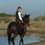 immagine escursione a cavallo in maremma