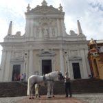 foto matrimonio a cavallo in toscana