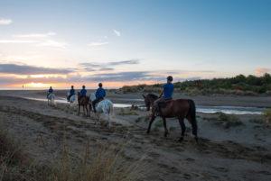 passeggiate a cavallo in maremma toscana